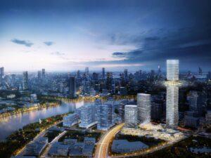 Dự án Empire City, Thủ Thiêm