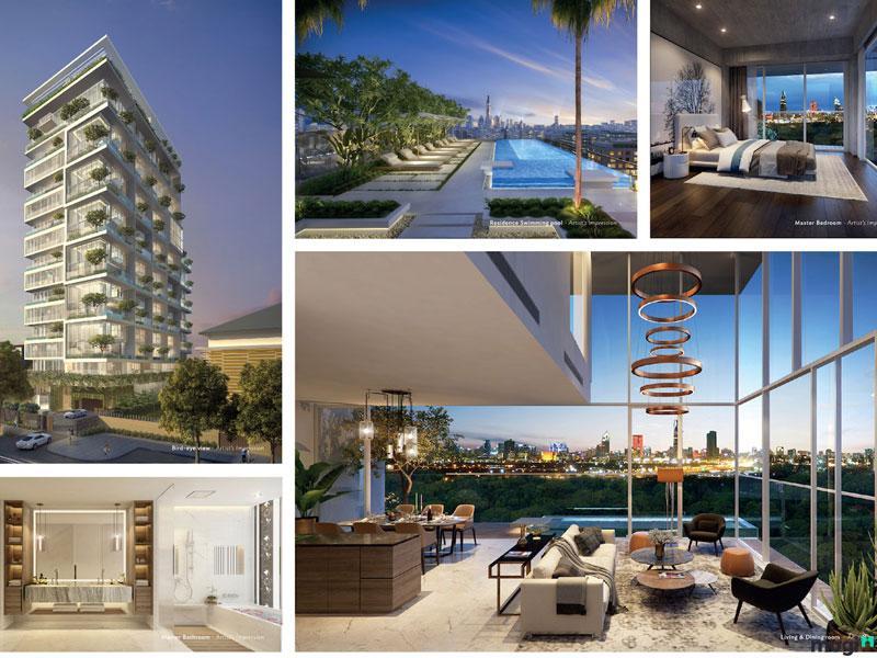 Dự án Serenity Sky Villas