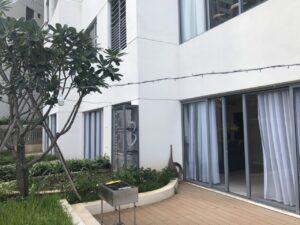 Garden villa dao kim cuong
