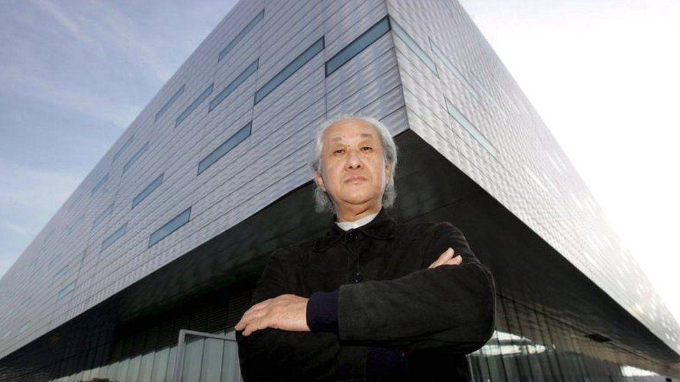 kiến trúc sư người Nhật lừng danh thế giới – Arata Isozaki