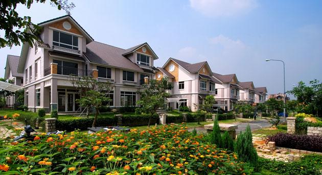 Khu biệt thự Nam Phú, Quận 7