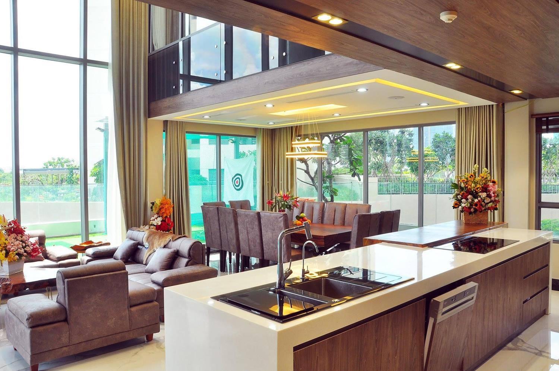 Pool Villa Đảo Kim Cương